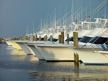 Yacht Corner Foto  Descrição